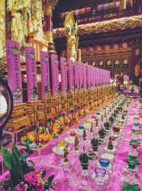 Offerings for the Buddha