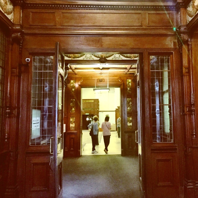 Grand Entrance of Lloyd's Bank