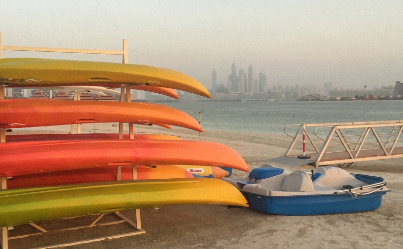 5 things you definitely CANNOT do in Dubai.