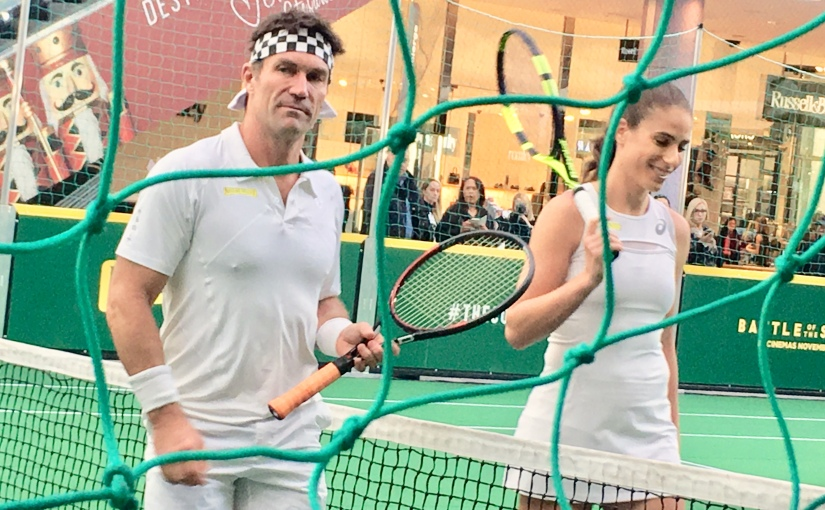 Battle of the Sexes – It was CrunchTime