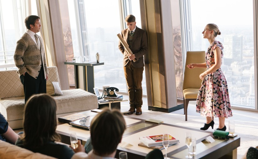 Theatre in the Clouds – exclusive plays at Shangri-La Hotel at The Shard