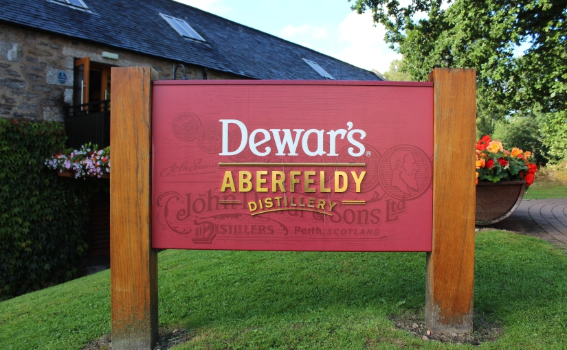 How Dewars Whisky created an award-winning day out in the Scottish Highlands
