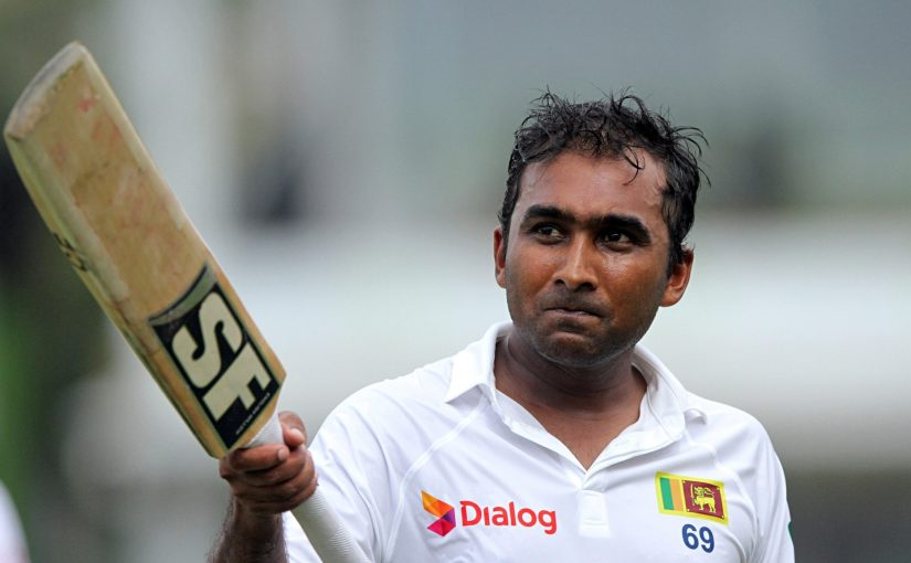 An interview with Mahela Jayawardene