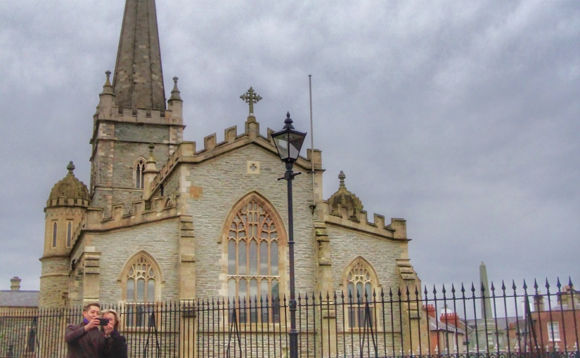 Derry – a city break for history buffs