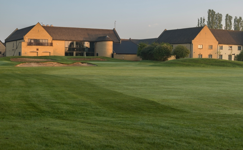Bicester Hotel Golf and Spa: Review